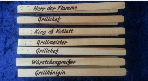 "Grillzange ""King of Kotlett"""